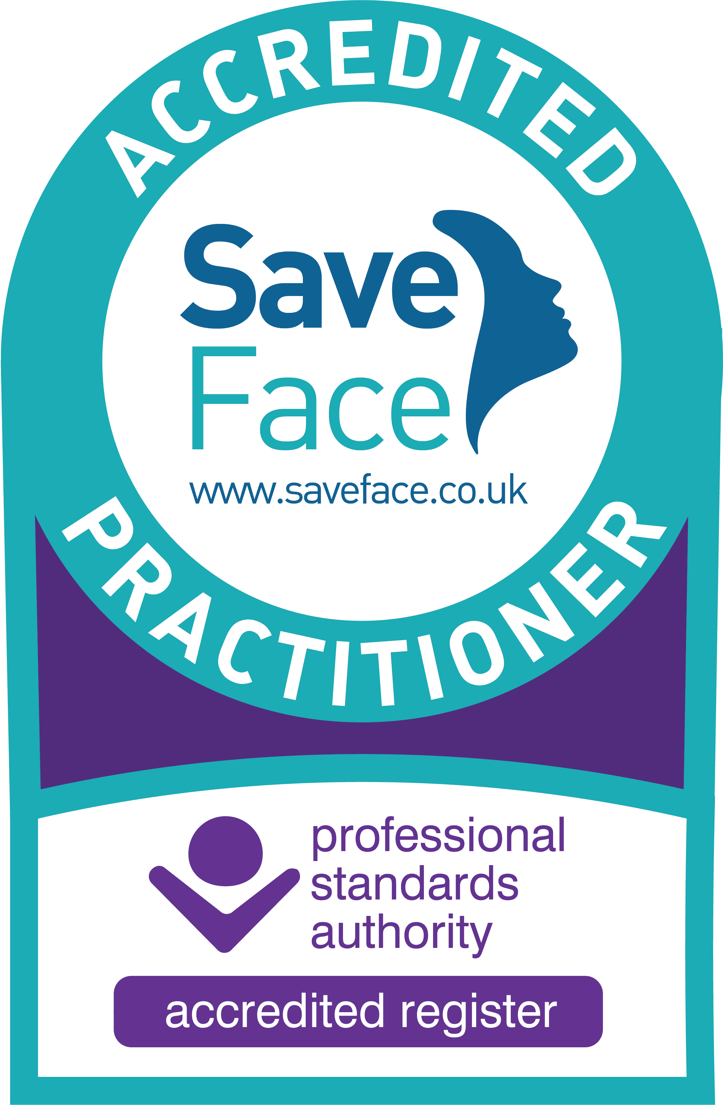 Accredited Save Face Practitioner